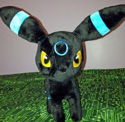 Umbreon Pokemon Plush Toy photo review