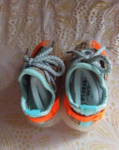 Baby & Toddler Breathable Knitting Sneakers photo review