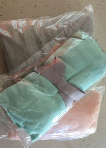 Baby Solid Color Soft Bedding Flannel Blanket photo review