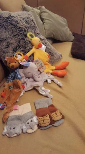 Baby Anti-Slip Newborn Rattle Cotton Socks photo review