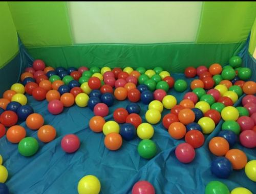 Ball Pit Balls Pack of 100 Click N' Play Balls photo review
