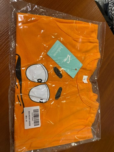 Baby Rompers M&M Cotton photo review