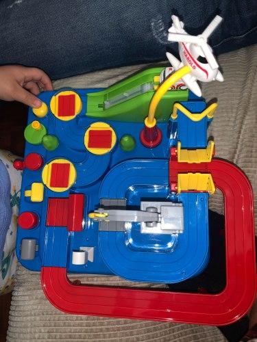 Kids Educational Car Toys Mechanical Parking Lots Adventure photo review