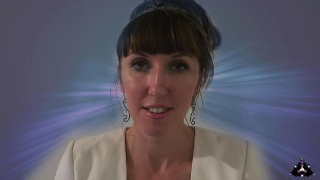 Gosia manda un video a la Federación Galáctica