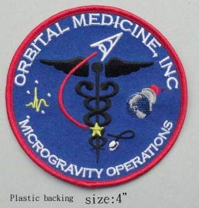 Orbital Medicine Microgravity Operations Patch