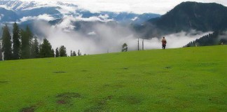 Dana Meadows Kaghan Valley Solo Trek