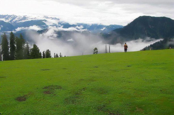 Dana Meadows Kaghan Valley Solo Trek