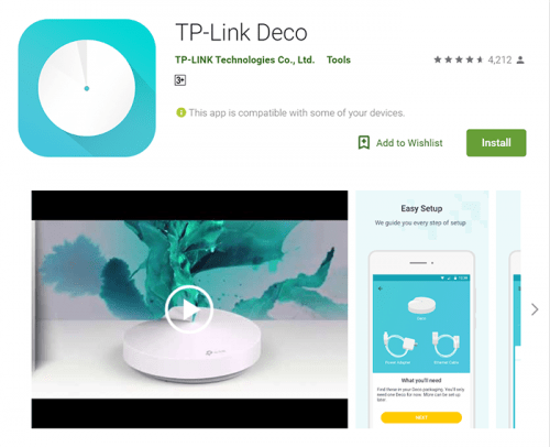 How to set up a TP-Link Deco P7 Mesh system