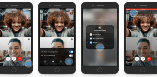 Microsoft Added Skype Screen Sharing Feature For Mobile Version of Skype