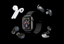 Best Wireless Headphones for Apple Watch in 2019