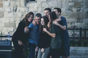 selfy-famille