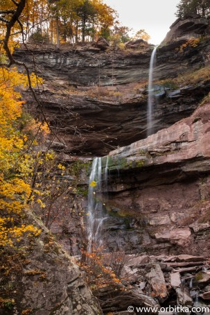 Kaaterskill Falls - Connecticut - USA - 2015-10-24