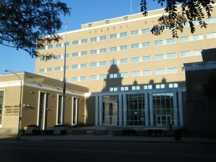 Federal Building - Hartford, Connecticut, USA