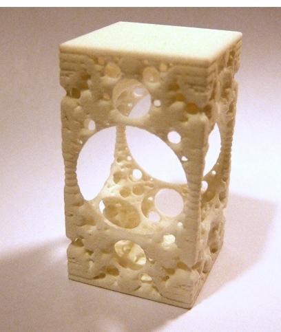 Box Pillar by Jeremie Brunet