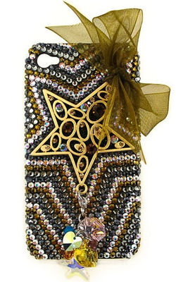 dream star swarovski elements crystal Iphone cases cover by Swarovksiiphone