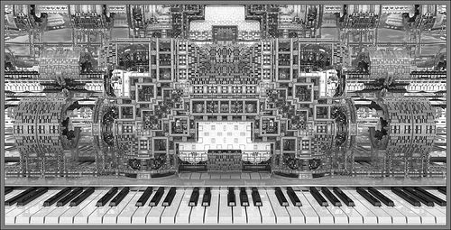 BX3000 Steam Punk Organ by JoeFRAQ