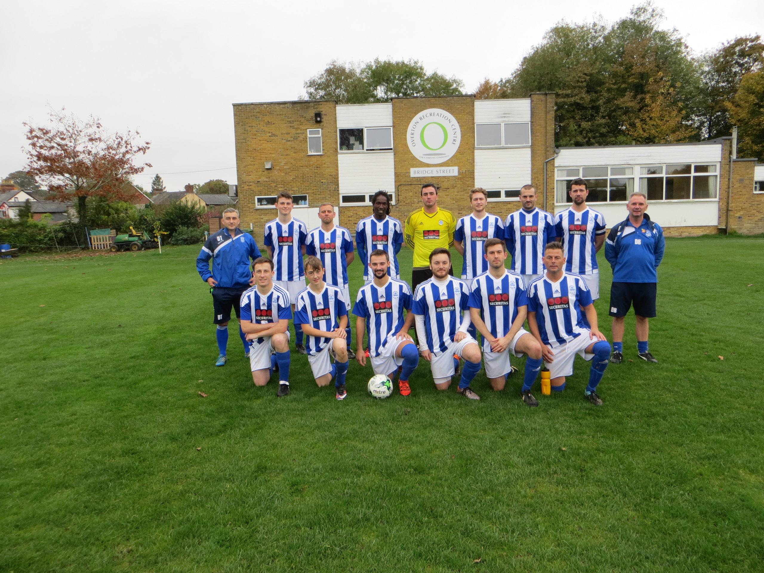 Overton United Football Club