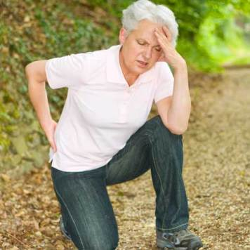 Low Back Pain/Dizziness