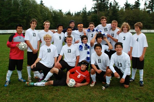 Boys Soccer Recap 2014