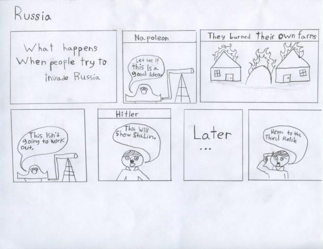 A Brief History Lesson