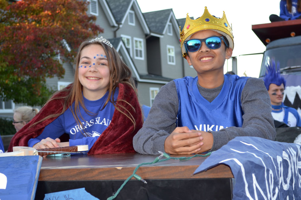 This Year's Homecoming a Sweeping Success
