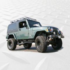 garvin track rack sport series jeep unlimited l j