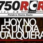 Entrevista en Hoy no es un día cualquiera sobre el corto plazo político en Venezuela