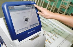 Voto CNE Venezuela