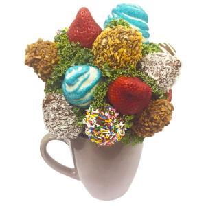 Sweet Heart Berry Mug - Orchard Berry Arrangements