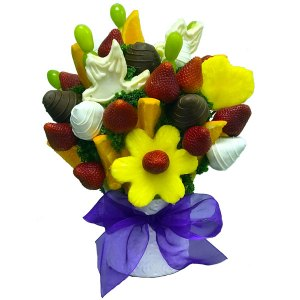 With Sympathy - Orchard Berry Arrangements - Spruce Grove