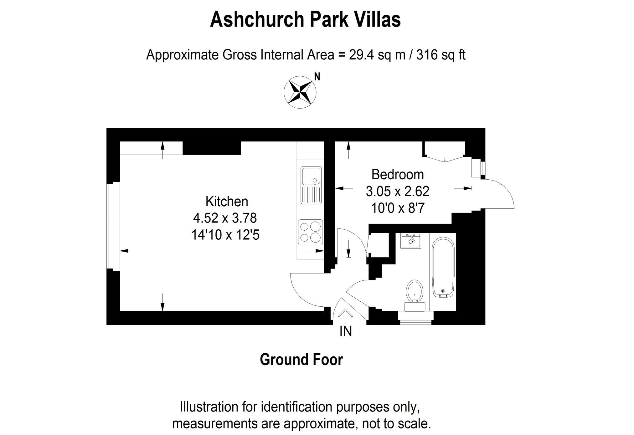 Flat For Sale In Ashchurch Park Villas Ravenscourt Park