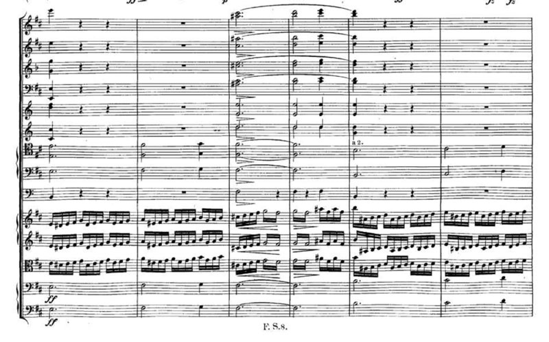 Strings Bowing Styles And Markings Orchestration Online
