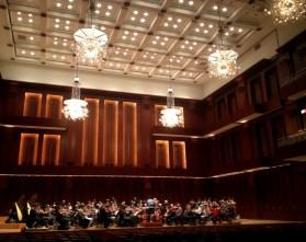 Lundi 23 février 2015 – Fukuoka (Fukuoka Symphony Hall)