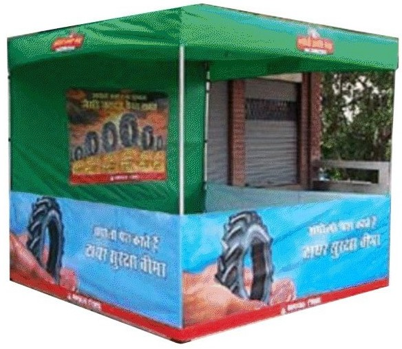 Exhibition canopy / POS booths and tents