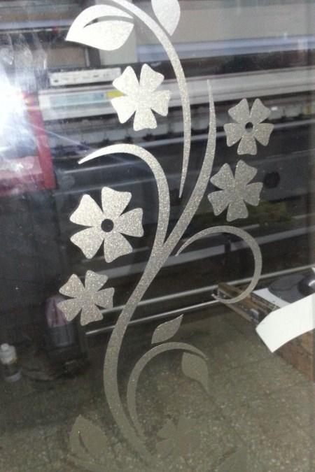 Glass printing & branding