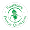 logo fédération France Orchidées
