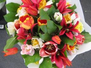 Fresh Flower Bouquets this week!