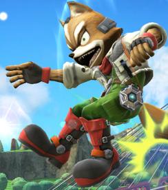 Super Smash Bros Wii U Star Fox The Video