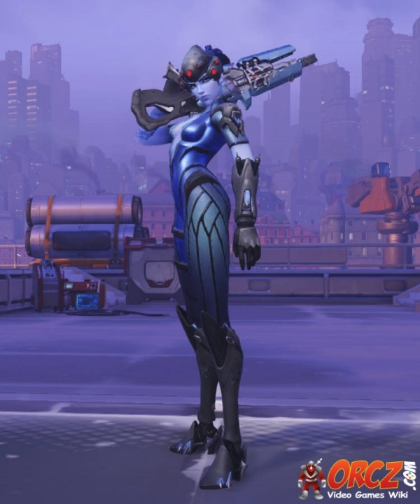 Overwatch Widowmaker Ciel Skin The Video