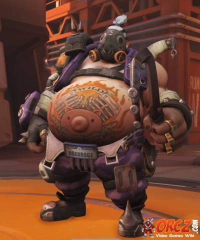 Overwatch: Roadhog Thistle Skin - Orcz.com, The Video ...