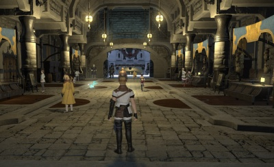 FFXIV ARR West Hawkers Alley The Video Games Wiki