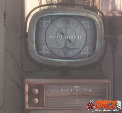 Fallout 4 Radiation King TV Set The Video