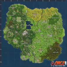 Image result for fortnite map