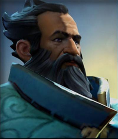 Dota 2 Kunkka The Admiral The Video Games Wiki