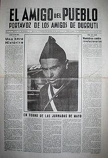 Prensa anarquista