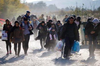 Refugiados, los nuevos parias