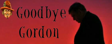 Goodbye Gordon