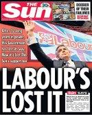 Labour's Lost the Sun
