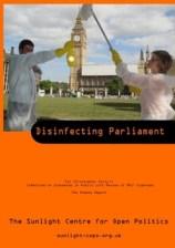 disinfect parliament