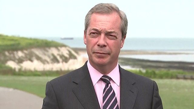 Farage: Nuttall Must Win Stoke